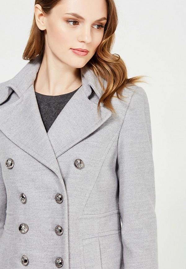 Фото 5 - женское пальто или плащ Wallis серого цвета