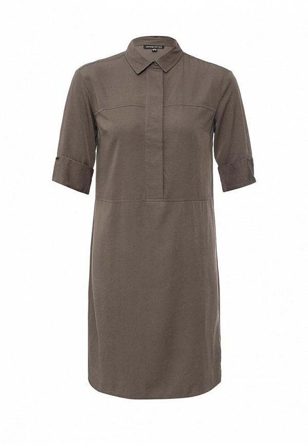 Платье-миди Warehouse 25286