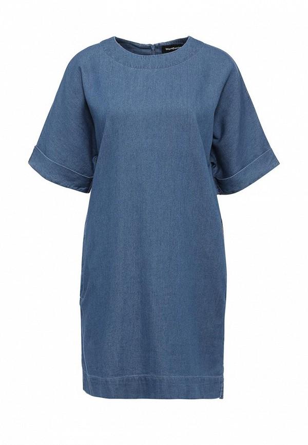 Платье-мини Warehouse 26336