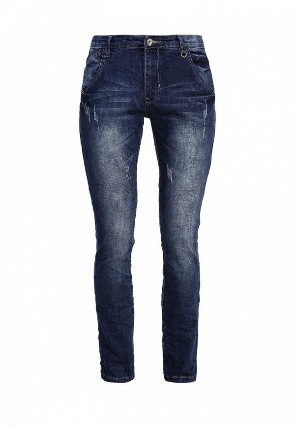 Зауженные джинсы War Wolf 1077