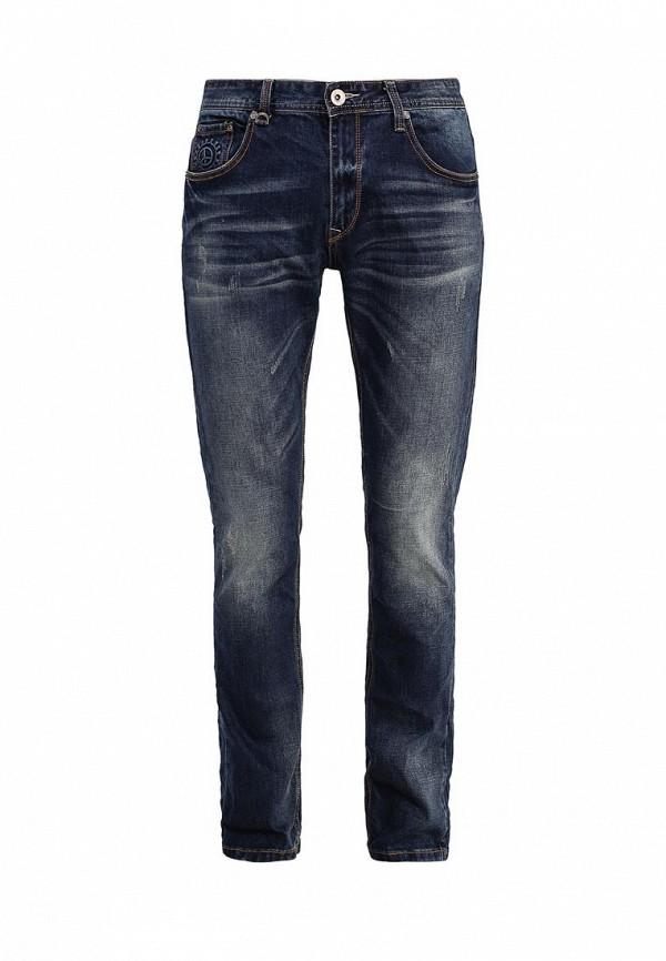 Зауженные джинсы War Wolf C9907