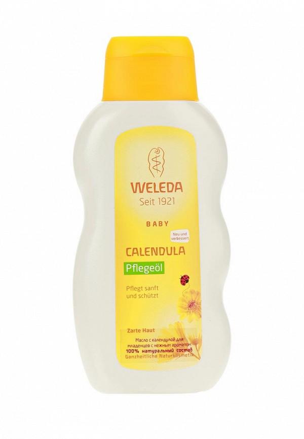 Здесь можно купить с календулой для младенцев с нежным ароматом 200 мл  Масло Weleda Красота