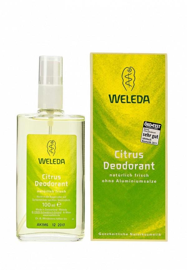 Дезодорант Weleda 9707