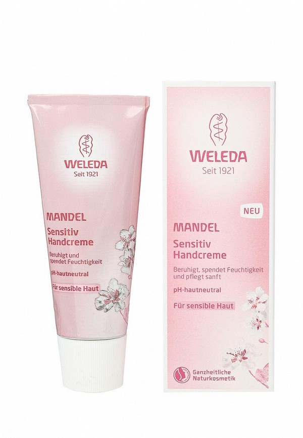 Крем для рук Weleda Weleda WE008LWGPJ26 крем для век weleda weleda we008lwfkm03
