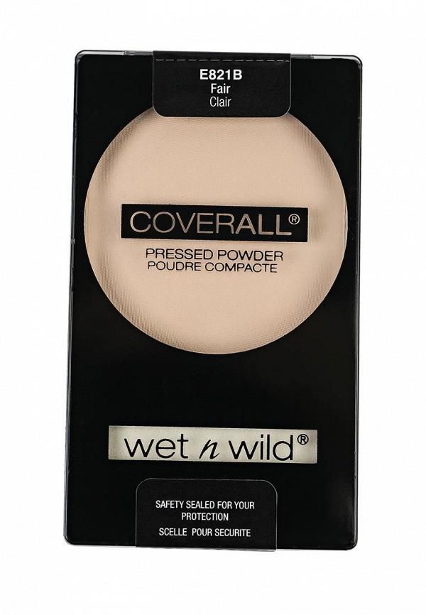 Пудра Wet n Wild Компактная Coverall Pressed Powder E821b fair