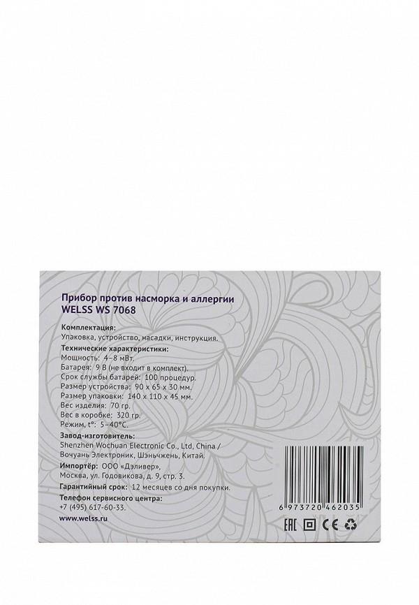 Ультразвуковой прибор Welss против насморка и аллергии