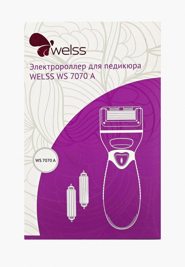 Купить Массажер для ног Welss, для педикюра, WE015LWTZN29, Весна-лето 2018