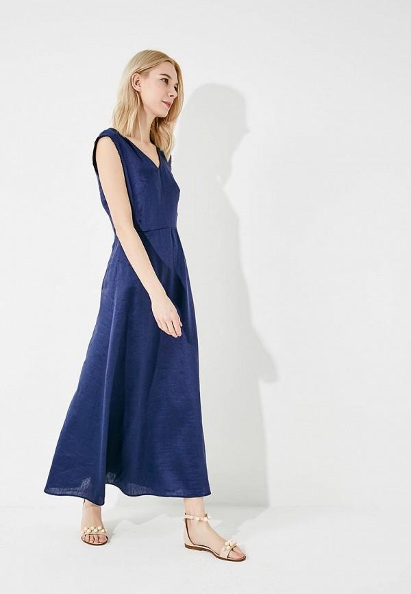 Платье Weekend Max Mara Weekend Max Mara WE017EWADSK1 комплект платьев полуприлегающее платье прилегающее платье max mara платья и сарафаны приталенные
