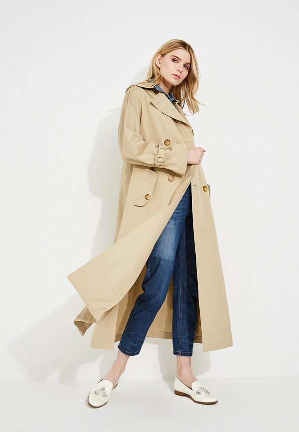 Плащ Weekend Max Mara Weekend Max Mara WE017EWADTB7 брюки weekend max mara weekend max mara we017ewtmp41