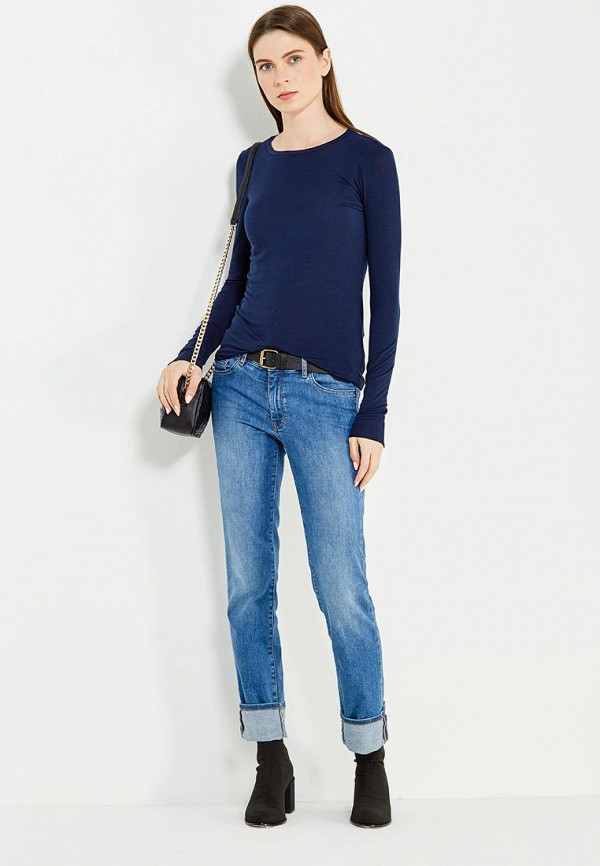 Лонгслив Weekend Max Mara Weekend Max Mara WE017EWTMN56 брюки weekend max mara weekend max mara we017ewtmp40