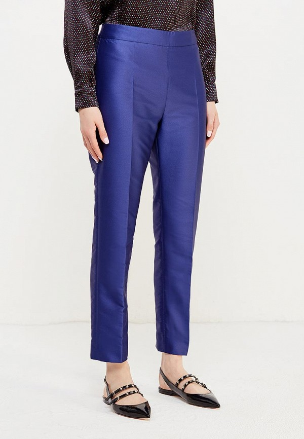 Брюки Weekend Max Mara Weekend Max Mara WE017EWTMN73 сабо weekend max mara weekend max mara we017aworc13