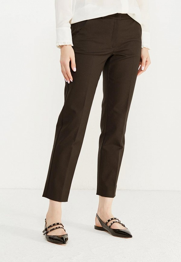 Брюки Weekend Max Mara Weekend Max Mara WE017EWTMN74 брюки weekend max mara weekend max mara we017ewtmp22