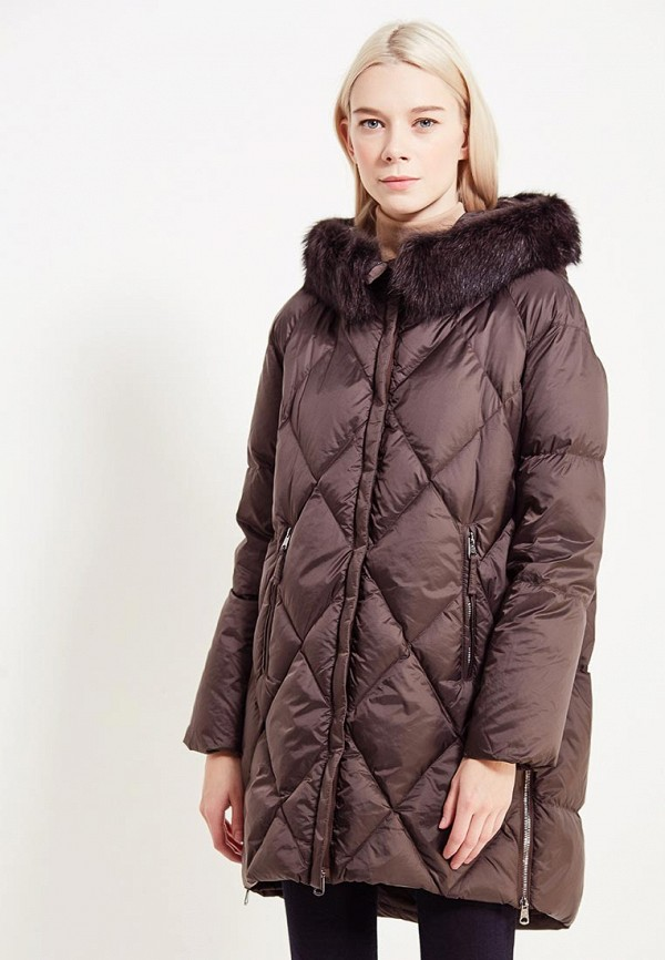 Пуховик Weekend Max Mara Weekend Max Mara WE017EWTMO38 платье weekend max mara weekend max mara we017eworc60