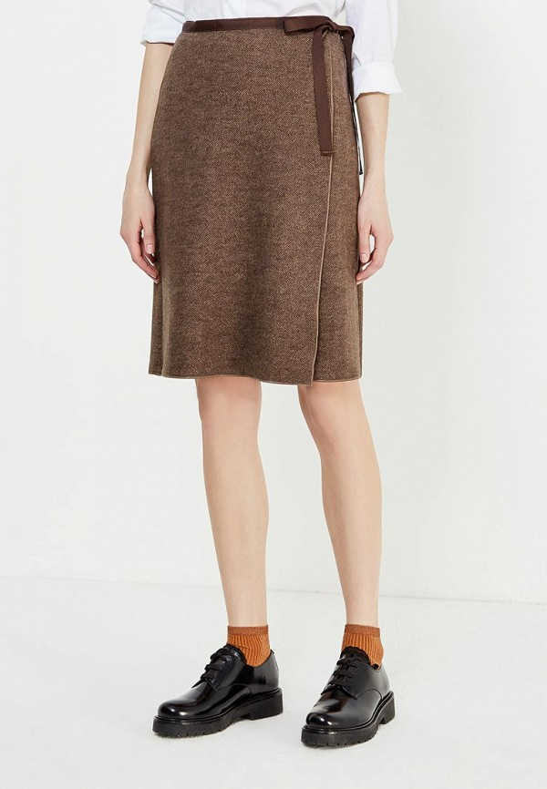 Юбка Weekend Max Mara Weekend Max Mara WE017EWTMP26 сабо weekend max mara weekend max mara we017aworc13