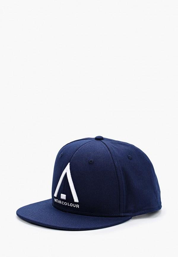 Бейсболка Wear Colour Wear Colour WE019CMBNEC2 шапка wear colour wear colour we019cuzrk93