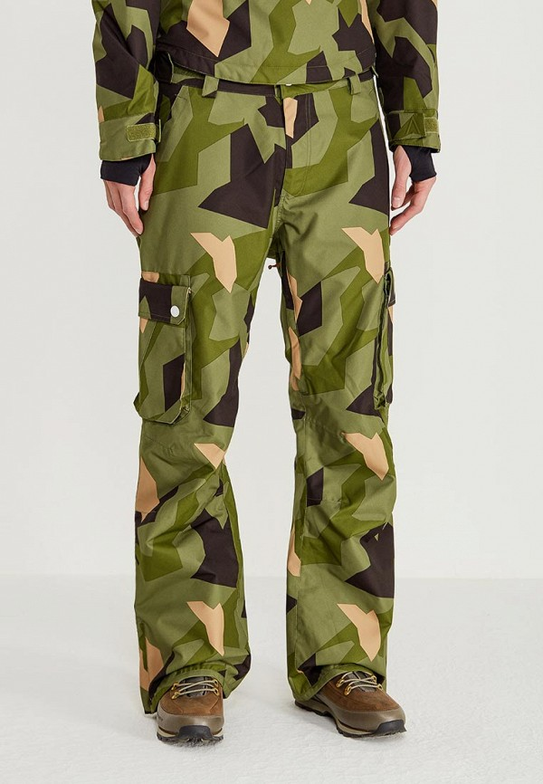 Брюки горнолыжные Wear Colour Wear Colour WE019EMZRL03 19 70 genuine wear повседневные брюки