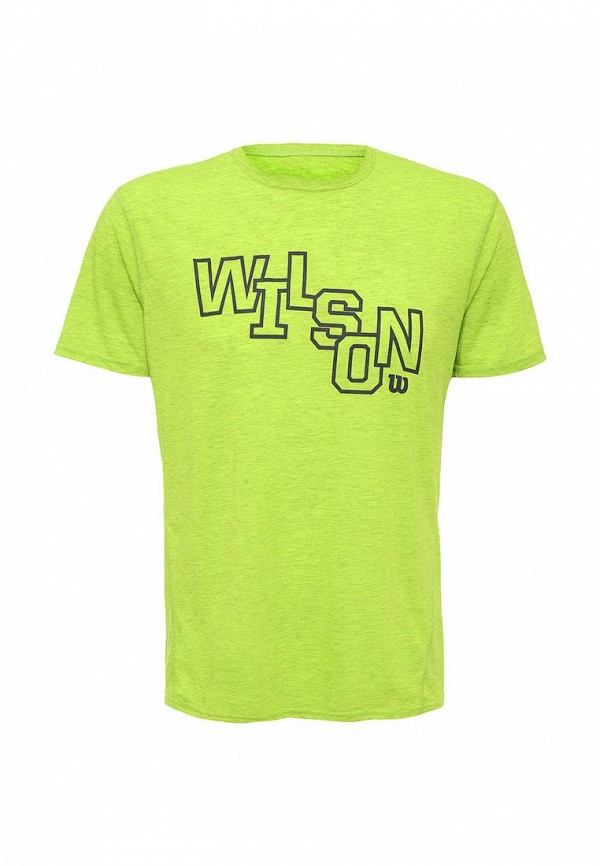 Футболка Wilson M WILSON Stacked Tech Tee