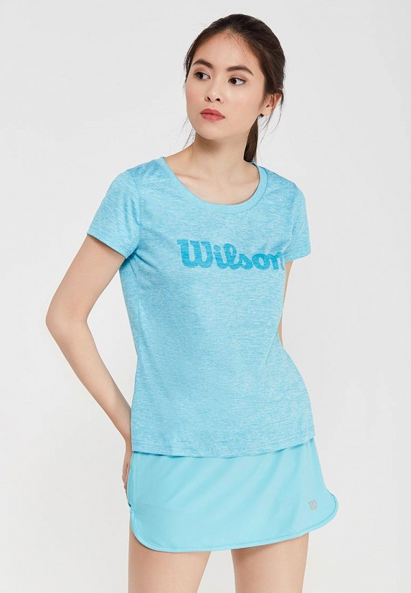 Футболка спортивная Wilson Wilson WI002EWAOOP5 wilson футболка мужская wilson