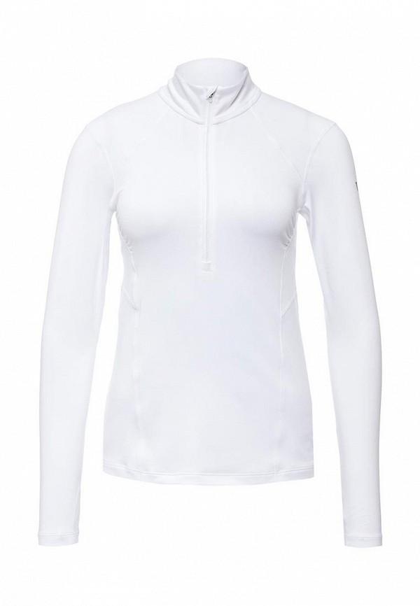 Олимпийка Wilson W nVision zip neck long sleeve
