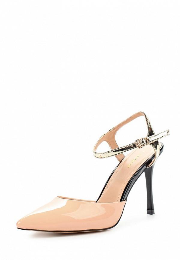 Фото - женские туфли Winzor бежевого цвета