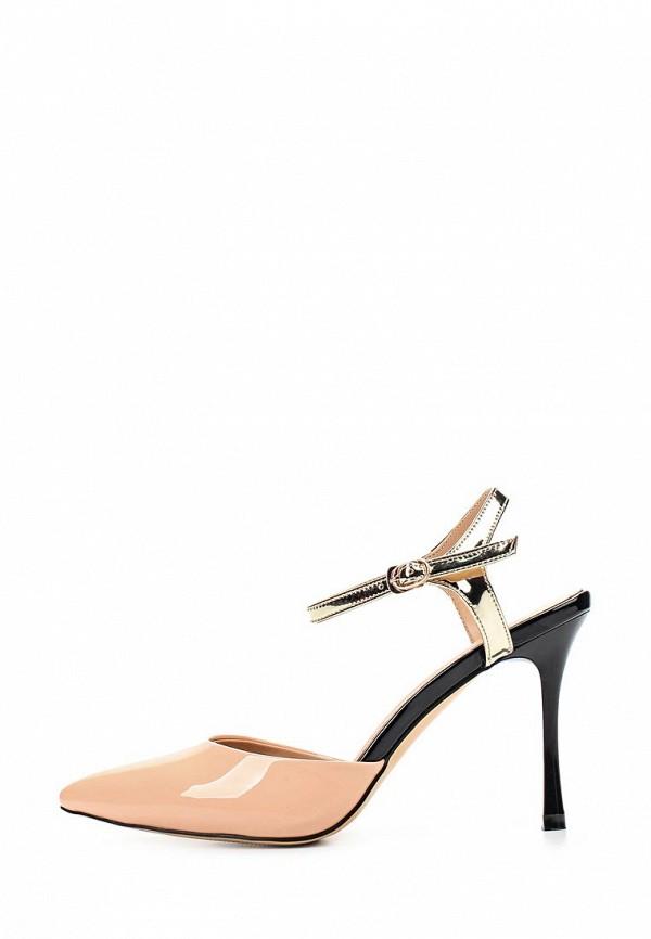 Фото 2 - женские туфли Winzor бежевого цвета