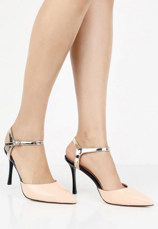 Фото 5 - женские туфли Winzor бежевого цвета