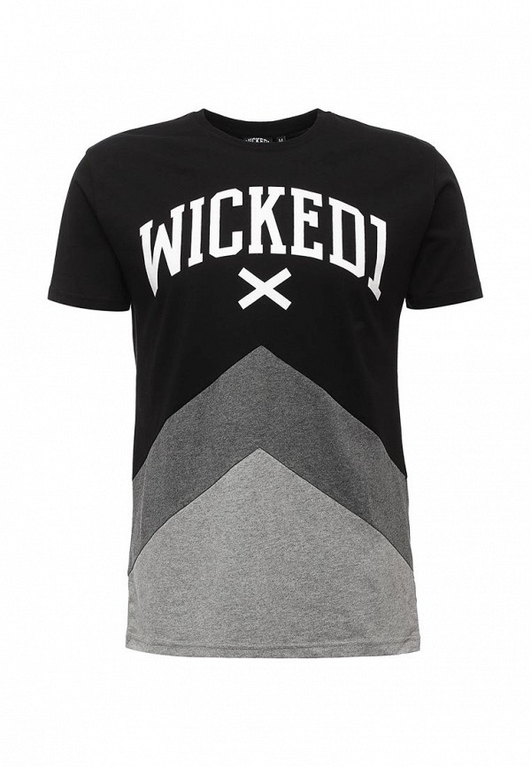 Футболка Wicked One Wicked One WI015EMWOB39 футболка wicked one wicked one wi015emwob38