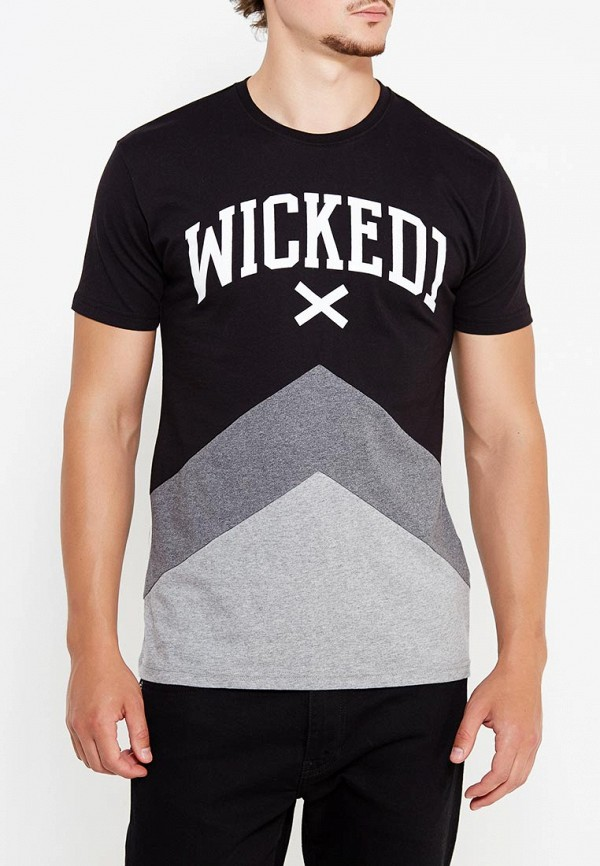 Футболка Wicked One Wicked One WI015EMWOB39 wicked ways