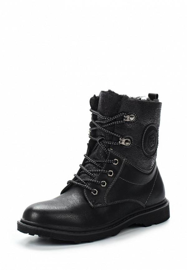 Фото - женские ботинки и полуботинки Wilmar черного цвета