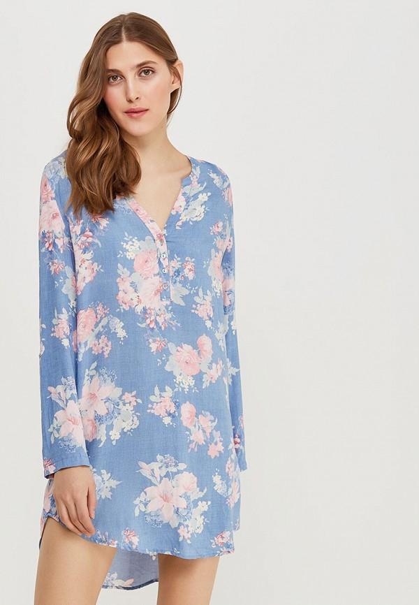 Сорочка ночная women'secret women'secret WO004EWAIOC5 ночные сорочки linse ночная сорочка