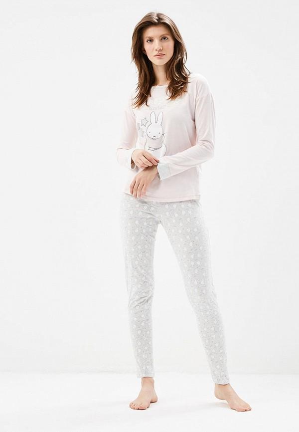 Пижама women'secret women'secret WO004EWAIQK0 пижама turen цвет розовый