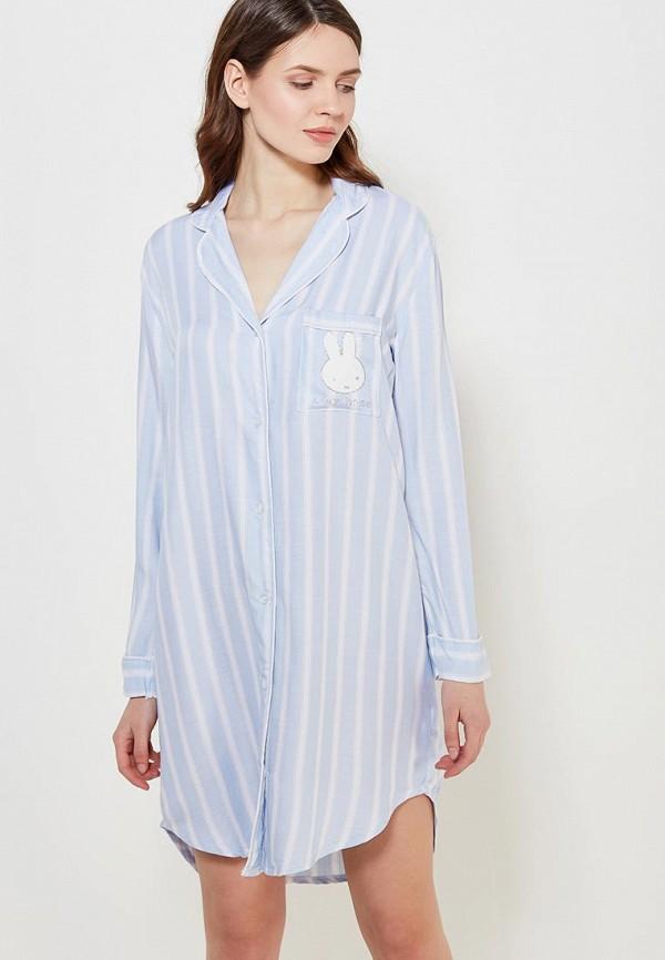 Сорочка ночная women'secret women'secret WO004EWAIQK2 ночные сорочки linse ночная сорочка