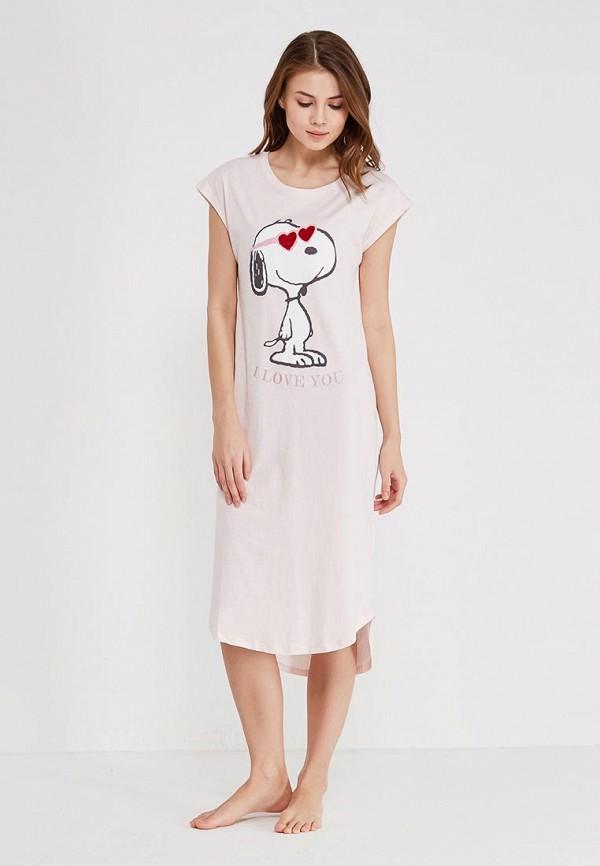 Сорочка ночная women'secret women'secret WO004EWAIQK6 ночные сорочки linse ночная сорочка