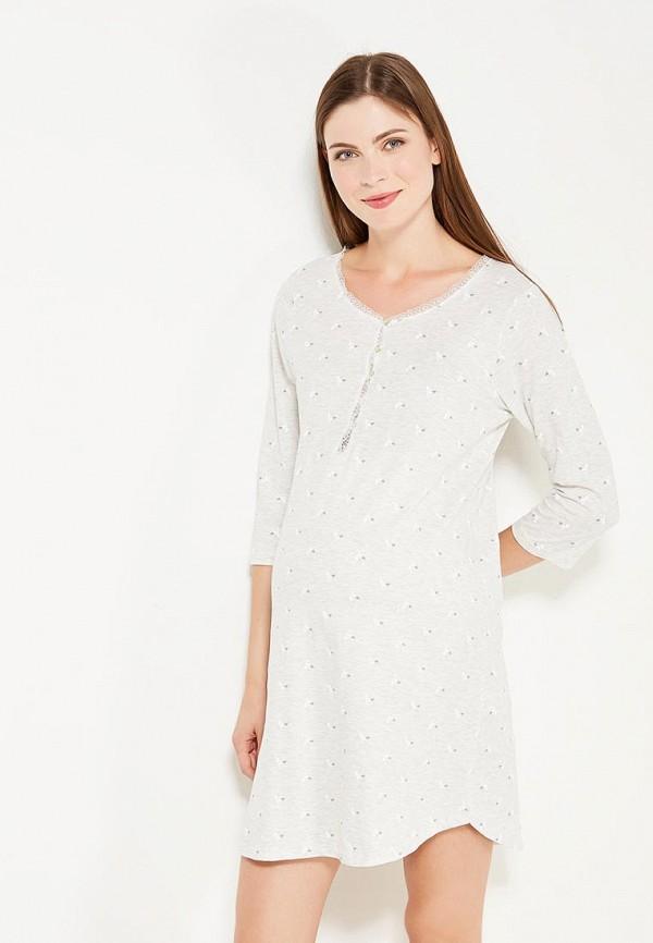 Сорочка ночная women'secret women'secret WO004EWWWZ80 ночные сорочки linse ночная сорочка