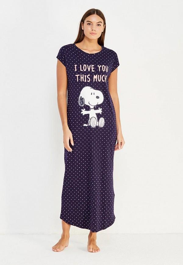 Сорочка ночная women'secret women'secret WO004EWXCT31 ночные сорочки linse ночная сорочка