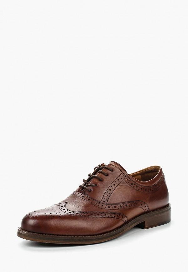 Фото 6 - мужские туфли Wojas коричневого цвета