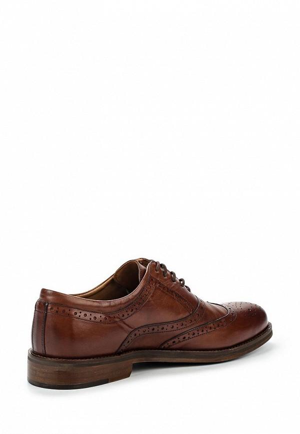 Фото 2 - мужские туфли Wojas коричневого цвета