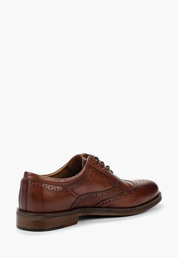 Фото 7 - мужские туфли Wojas коричневого цвета