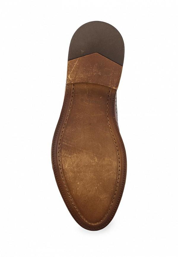 Фото 3 - мужские туфли Wojas коричневого цвета