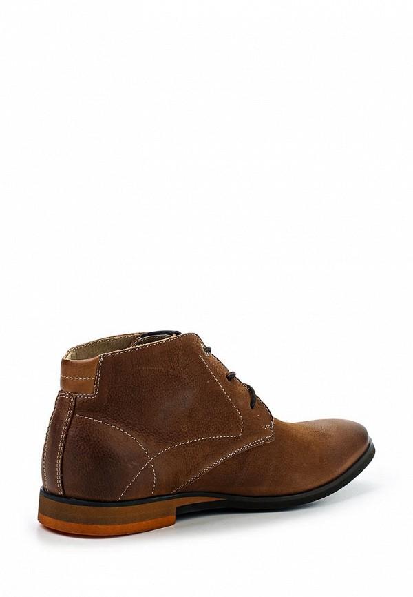 Фото 2 - мужские ботинки и полуботинки Wojas коричневого цвета
