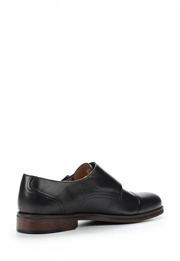 Фото 2 - мужские туфли Wojas черного цвета