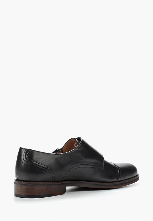 Фото 7 - мужские туфли Wojas черного цвета