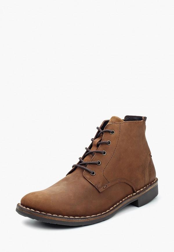 Фото - мужские ботинки и полуботинки Wojas коричневого цвета