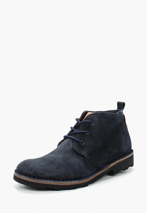 Фото - мужские ботинки и полуботинки Wojas синего цвета