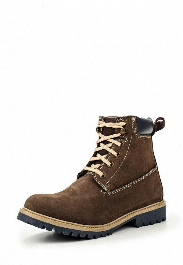 Ботинки Woodland Woodland WO010AMLZI67 ботинки woodland woodland wo010amurj44