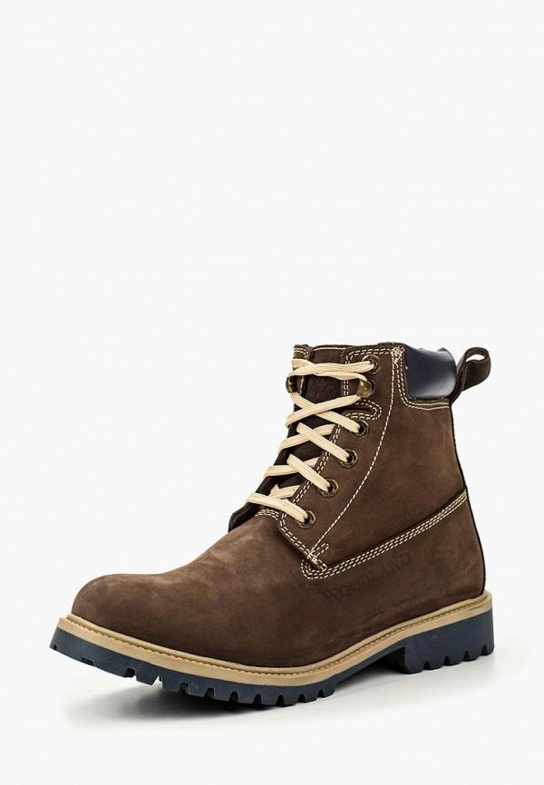 Ботинки Woodland Woodland WO010AMLZI67 woodland craft