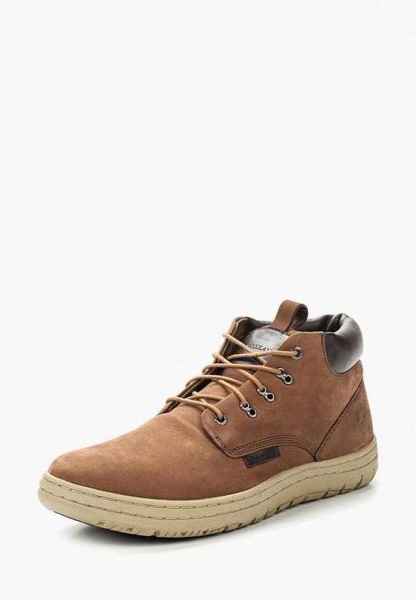 Фото - Ботинки Woodland коричневого цвета