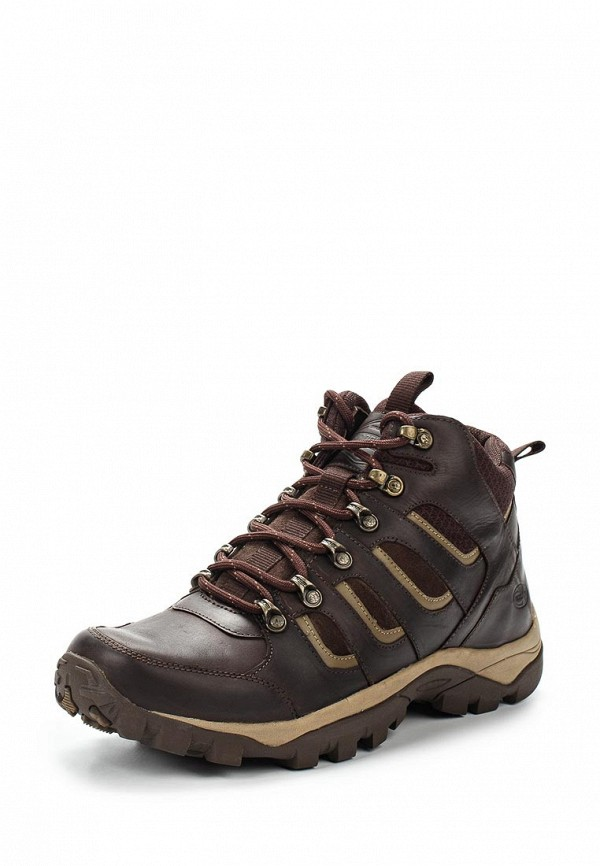 Ботинки трекинговые Woodland Woodland WO010AMURJ47 ботинки woodland woodland wo010amurj44