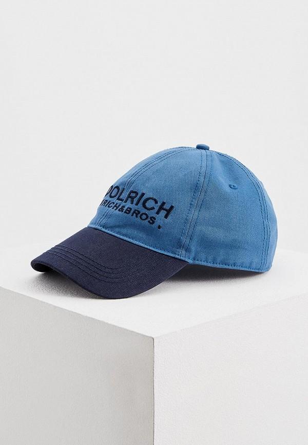 Бейсболка Woolrich