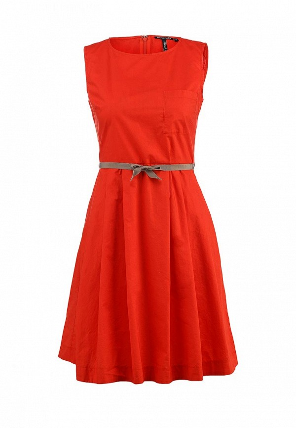 Платье-миди Woolrich (Вулрич) WWABI0309